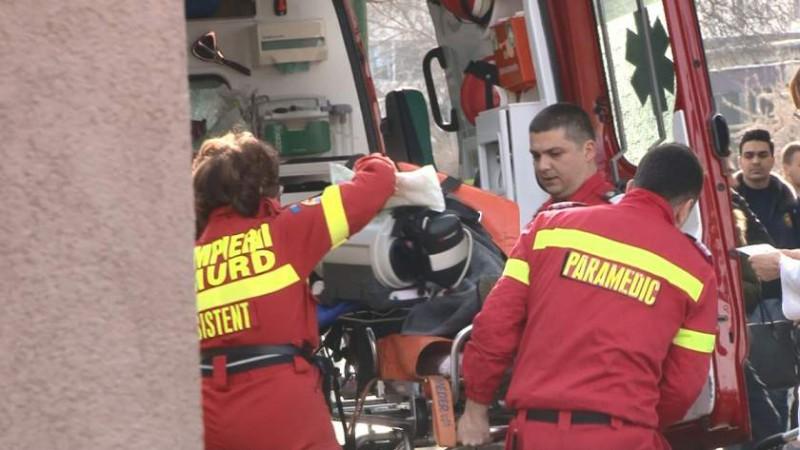 Tentativă de sinucidere! Fratele fotbalistului Mirel Rădoi, s-a aruncat de la etajul IV